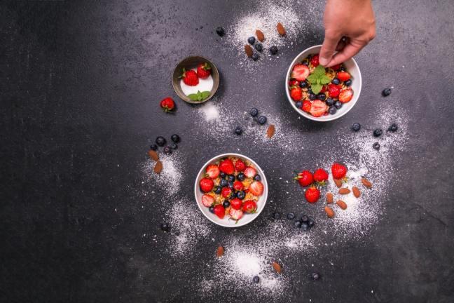 """5 Fragen, die wir uns zum Thema """"Essen"""" stellen sollten."""