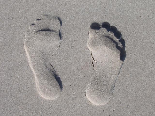 Kleine Schritte reichen meistens völlig aus, um große Veränderungen zu bewirken.