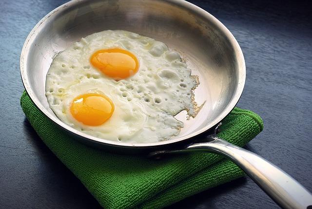 Vorbei sind die Zeiten, in denen wir eigelbfreie Omeletts bestellt haben, in dem Glauben uns etwas Gutes zu tun!