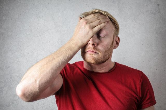 Schlafstörungen sind eine Konsequenz von Dauerstress.