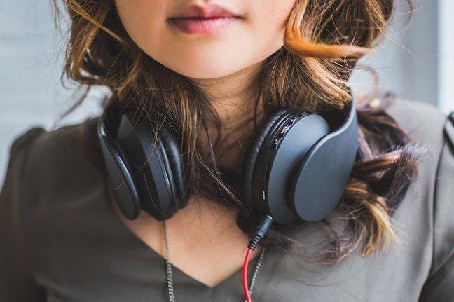 Die Lieblingsmusik mit unserem Sport zu verbinden macht sie in angstbesetzten Situationen sehr hilfreich.