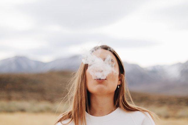 Rauchen sorgt für die Bildung von freien Radikalen.