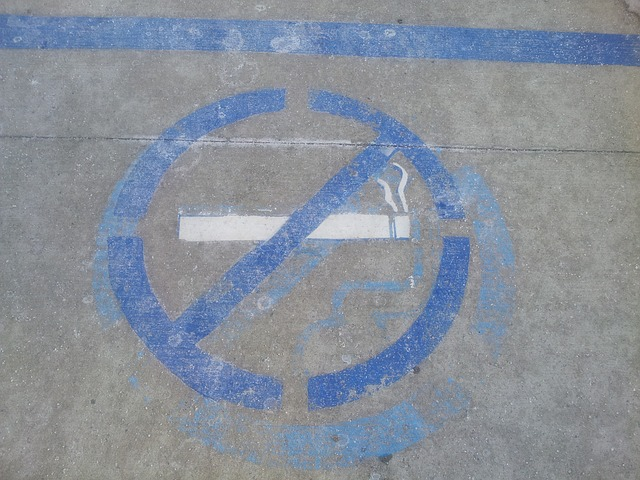 Nicht zu rauchen ist die überhaupt wichtigste gesunde Gewohnheit.