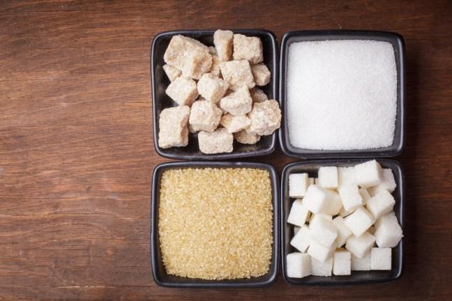Zuckeralternativen-Süßstoff-Zuckeralkohol-Stevia