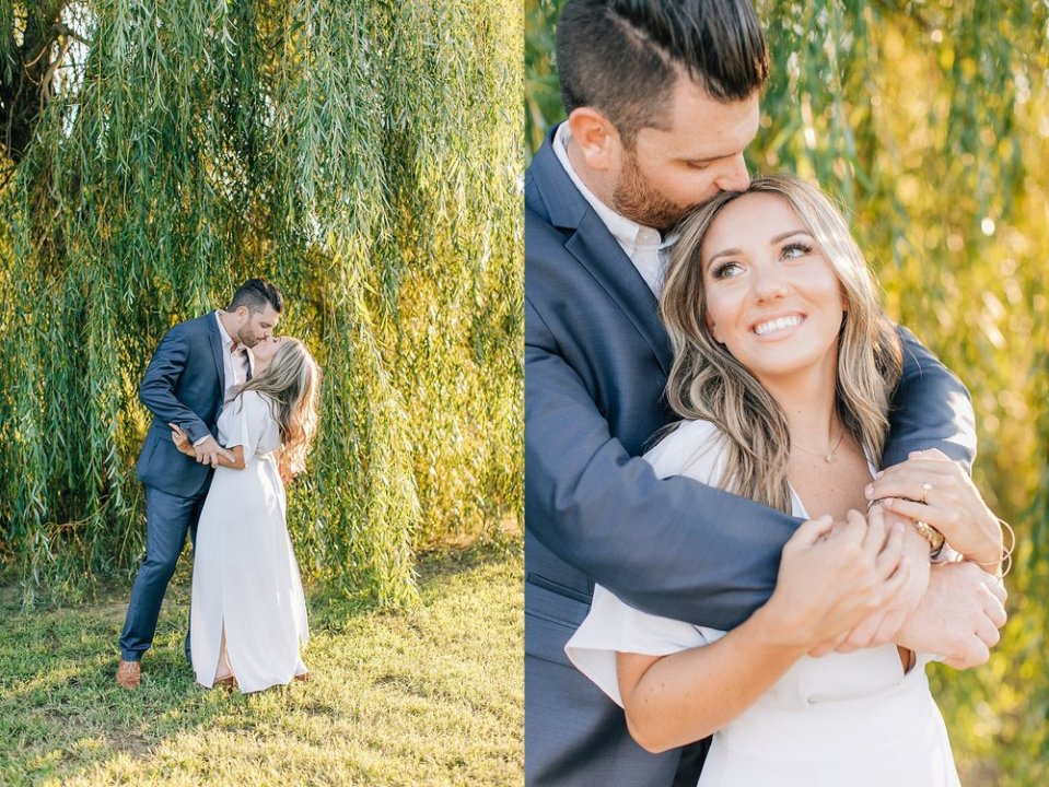 willow creek winery summer sunset engagement photography magdalena studios 0013