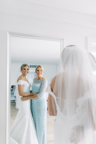 Candid and Sweet Beach Wedding Photography in Sea Isle City, NJ by Magdalena Studios_0012