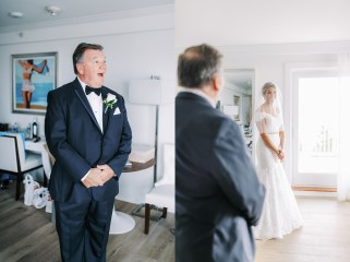 Candid and Sweet Beach Wedding Photography in Sea Isle City, NJ by Magdalena Studios_0013