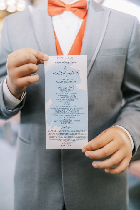 Candid and Sweet Beach Wedding Photography in Sea Isle City, NJ by Magdalena Studios_0020