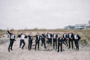 Candid and Sweet Beach Wedding Photography in Sea Isle City, NJ by Magdalena Studios_0031