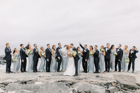 Candid and Sweet Beach Wedding Photography in Sea Isle City, NJ by Magdalena Studios_0033