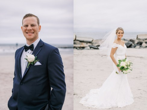 Candid and Sweet Beach Wedding Photography in Sea Isle City, NJ by Magdalena Studios_0034.