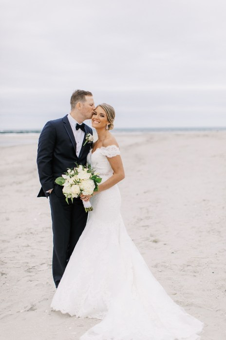 Candid and Sweet Beach Wedding Photography in Sea Isle City, NJ by Magdalena Studios_0034
