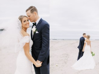 Candid and Sweet Beach Wedding Photography in Sea Isle City, NJ by Magdalena Studios_0037