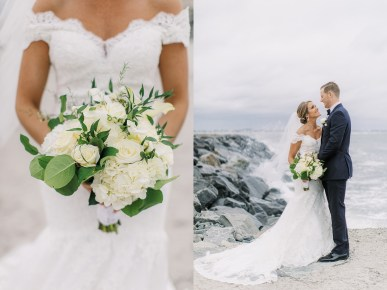 Candid and Sweet Beach Wedding Photography in Sea Isle City, NJ by Magdalena Studios_0042