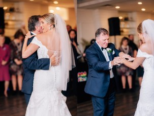 Candid and Sweet Beach Wedding Photography in Sea Isle City, NJ by Magdalena Studios_0054