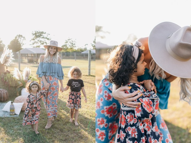 Free Spirited and Boho Fashion Photography for the Bohemian Mama by Magdalena Studios 0021