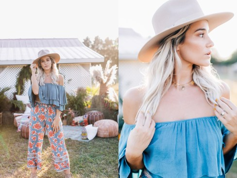 Free-Spirited and Boho Fashion Photography for the Bohemian Mama by Magdalena Studios_0024