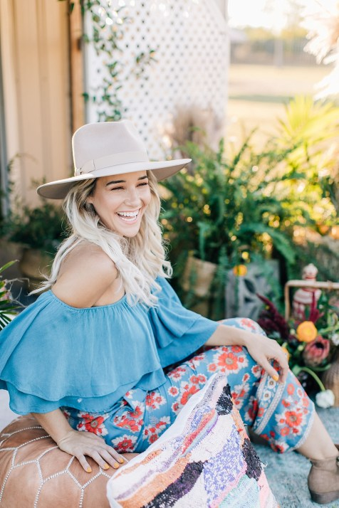 Free-Spirited and Boho Fashion Photography for the Bohemian Mama by Magdalena Studios_0025