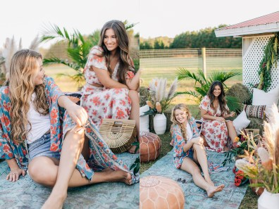 Free Spirited and Boho Fashion Photography for the Bohemian Mama by Magdalena Studios 0030