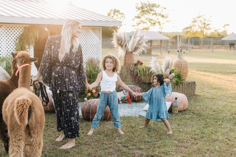 Free Spirited and Boho Fashion Photography for the Bohemian Mama by Magdalena Studios 0033