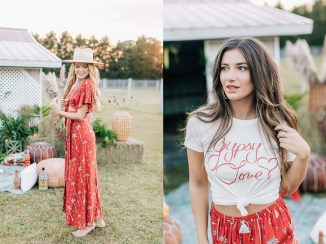 Free Spirited and Boho Fashion Photography for the Bohemian Mama by Magdalena Studios 0041