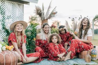 Free-Spirited and Boho Fashion Photography for the Bohemian Mama by Magdalena Studios_0045