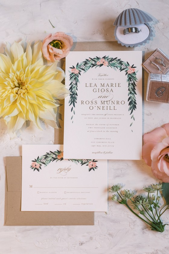Intimate and Joyful Wedding Photography in Cape May, NJ by Magdalena Studios_0001