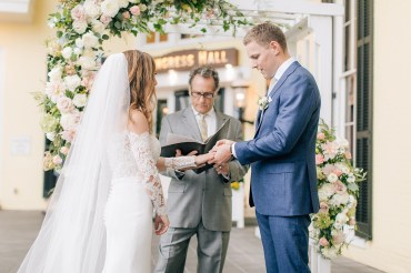 Intimate and Joyful Wedding Photography in Cape May, NJ by Magdalena Studios_0035