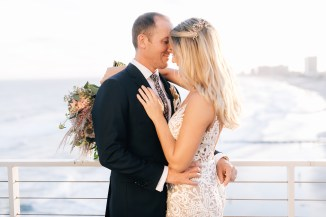 Stylish and Free-Spirited Wedding Photography at One Atlantic in Atlantic City, NJ by Magdalena Studios_0069