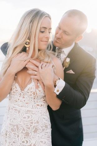 Stylish and Free-Spirited Wedding Photography at One Atlantic in Atlantic City, NJ by Magdalena Studios_0070