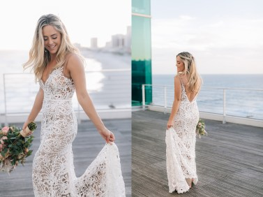 Stylish and Free-Spirited Wedding Photography at One Atlantic in Atlantic City, NJ by Magdalena Studios_0073