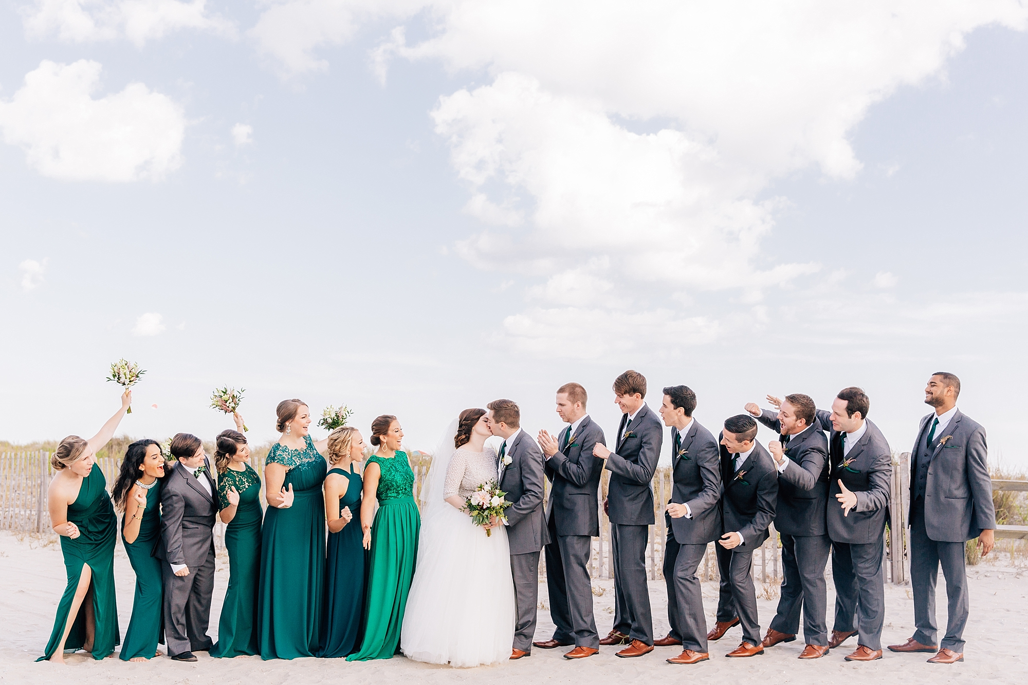 Authentic and Fun Wedding Photography in Ocean City NJ by Magdalena Studios Associate Team 0029