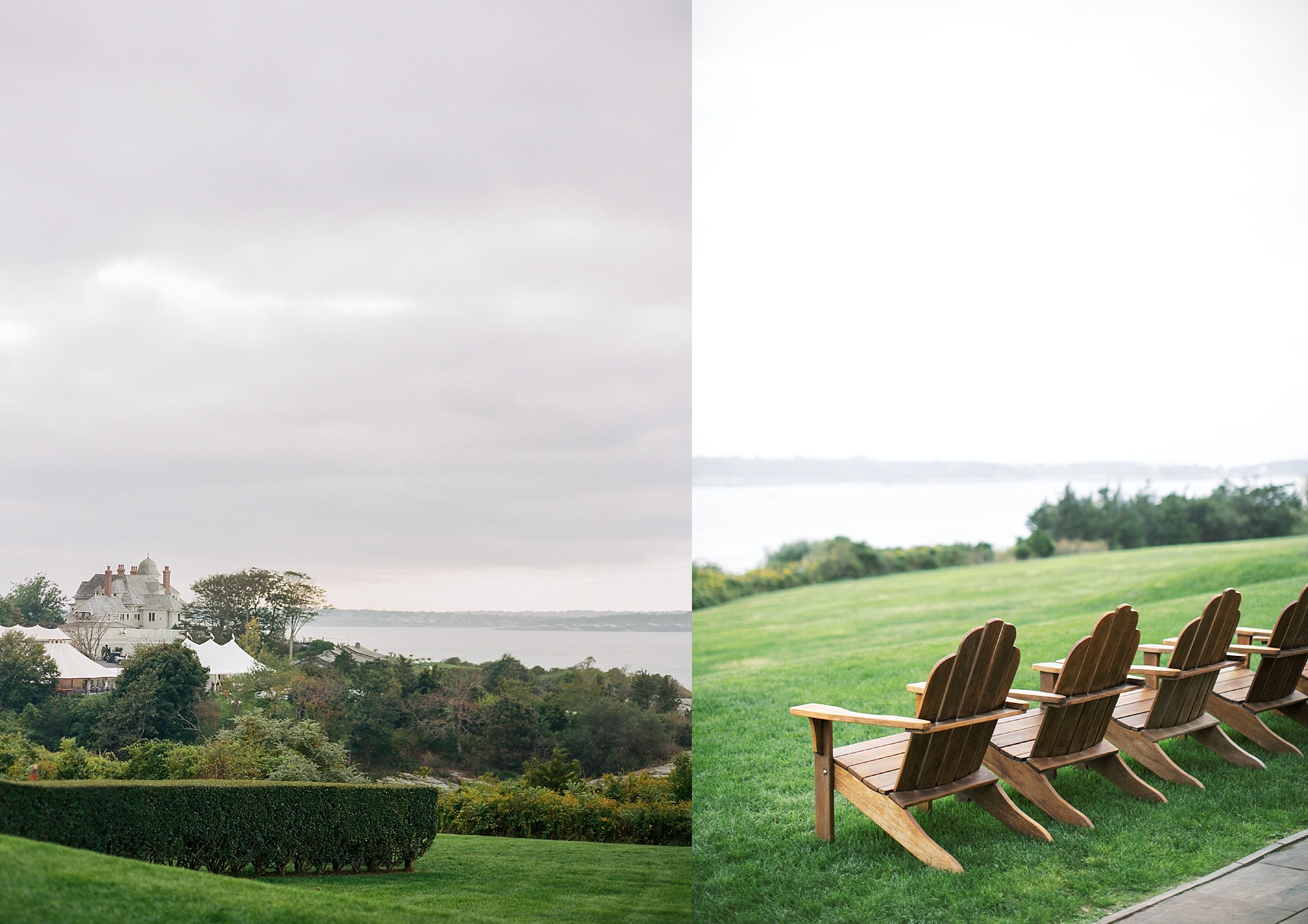 Coastal and Authentic Film Wedding Photography in Newport Rhode Island by Magdalena Studios 0060