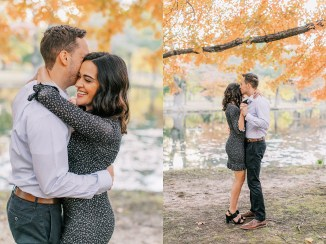 Cozy and Romantic Autumn Engagement Photography by Magdalena Studios_0008