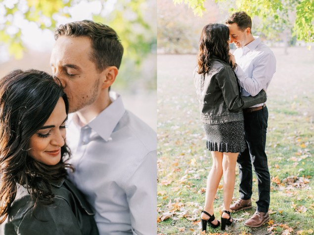 Cozy and Romantic Autumn Engagement Photography by Magdalena Studios_0012