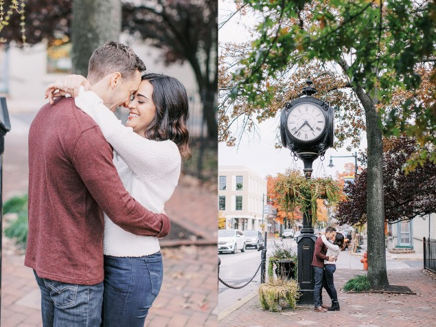Cozy and Romantic Autumn Engagement Photography by Magdalena Studios_0017