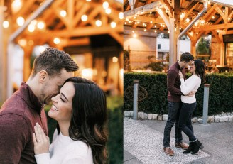 Cozy and Romantic Autumn Engagement Photography by Magdalena Studios_0021