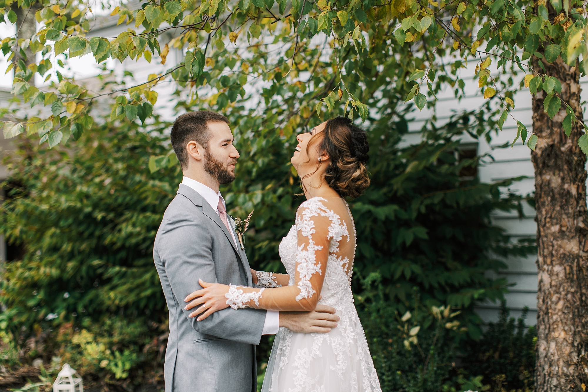 Sweet Garden Wedding Photography Abbie Holmes Estate in Cape May NJ by Magdalena Studios 0025