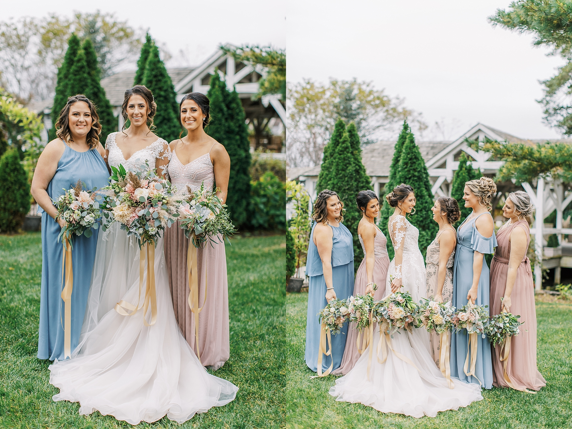 Sweet Garden Wedding Photography Abbie Holmes Estate in Cape May NJ by Magdalena Studios 0032