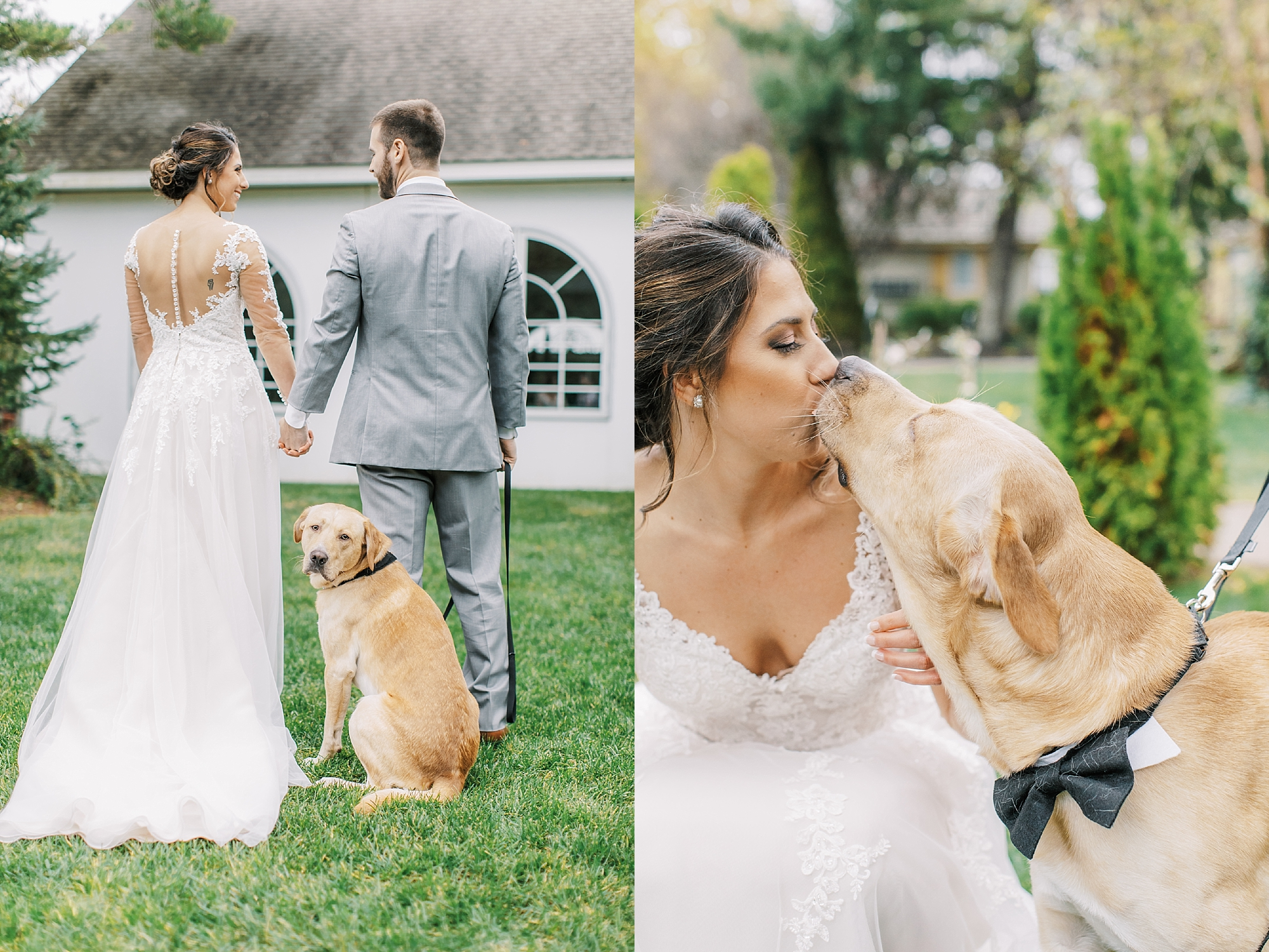 Sweet Garden Wedding Photography Abbie Holmes Estate in Cape May NJ by Magdalena Studios 0043