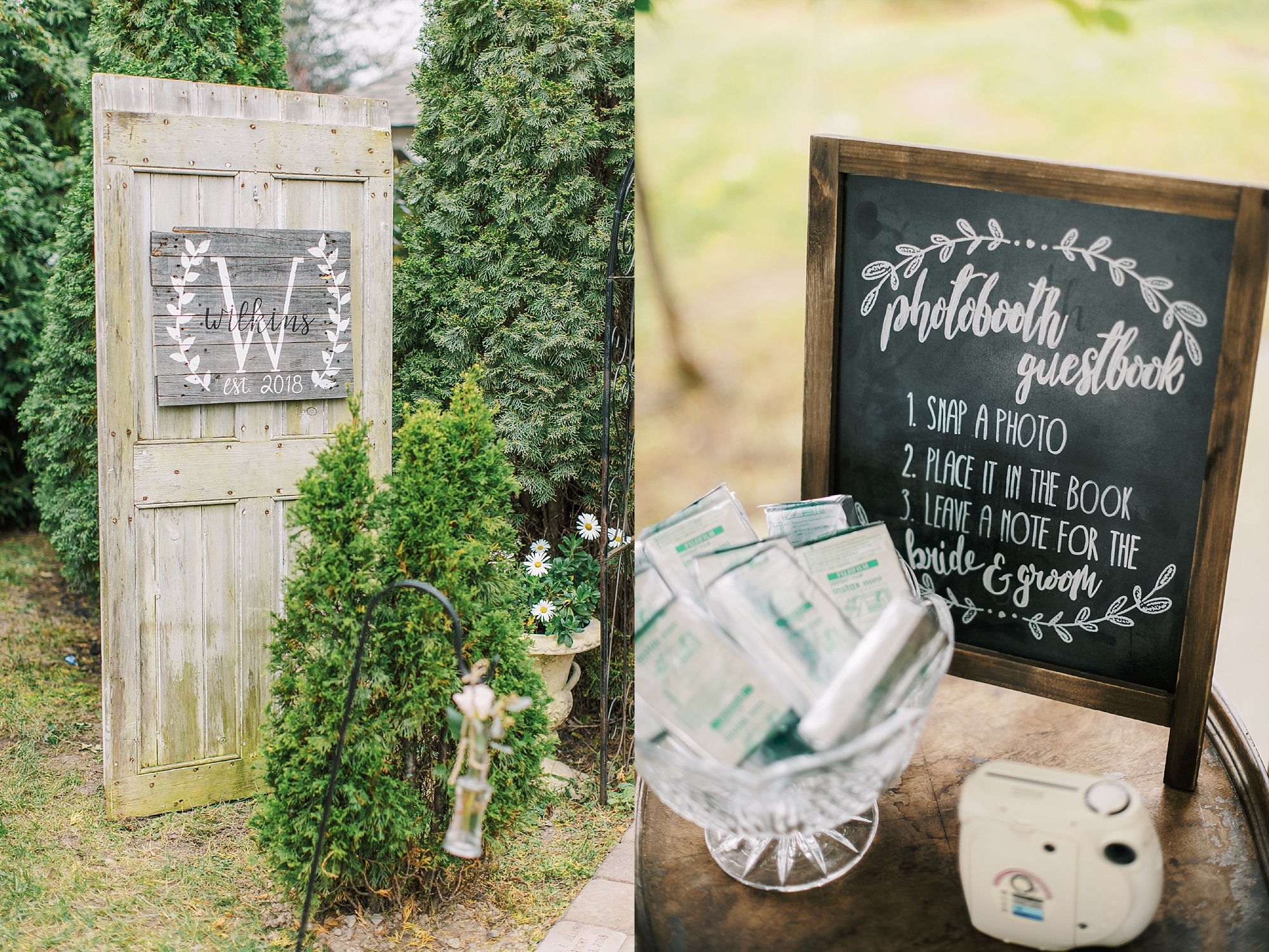 Sweet Garden Wedding Photography Abbie Holmes Estate in Cape May NJ by Magdalena Studios 0060