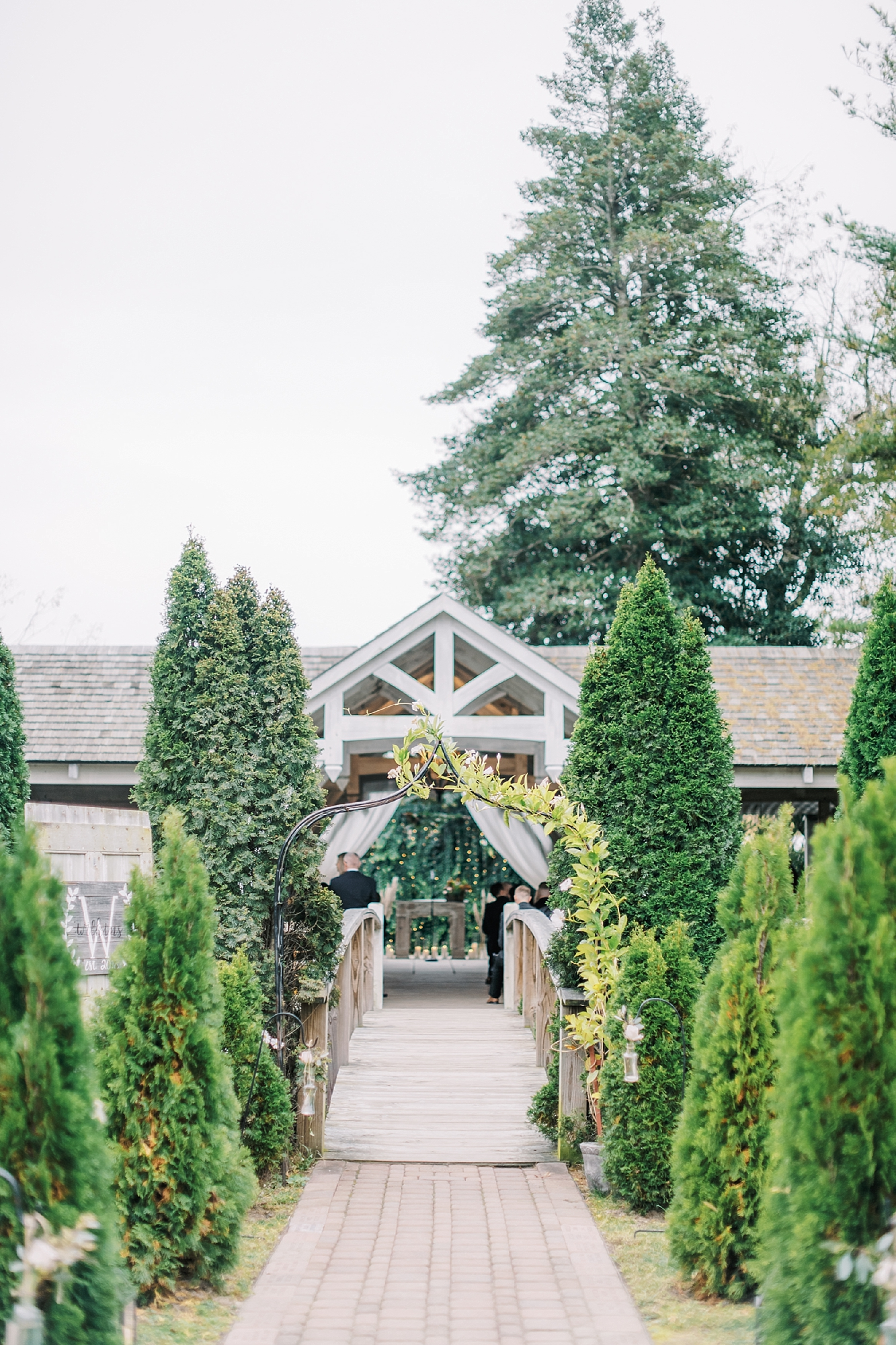 Sweet Garden Wedding Photography Abbie Holmes Estate in Cape May NJ by Magdalena Studios 0061