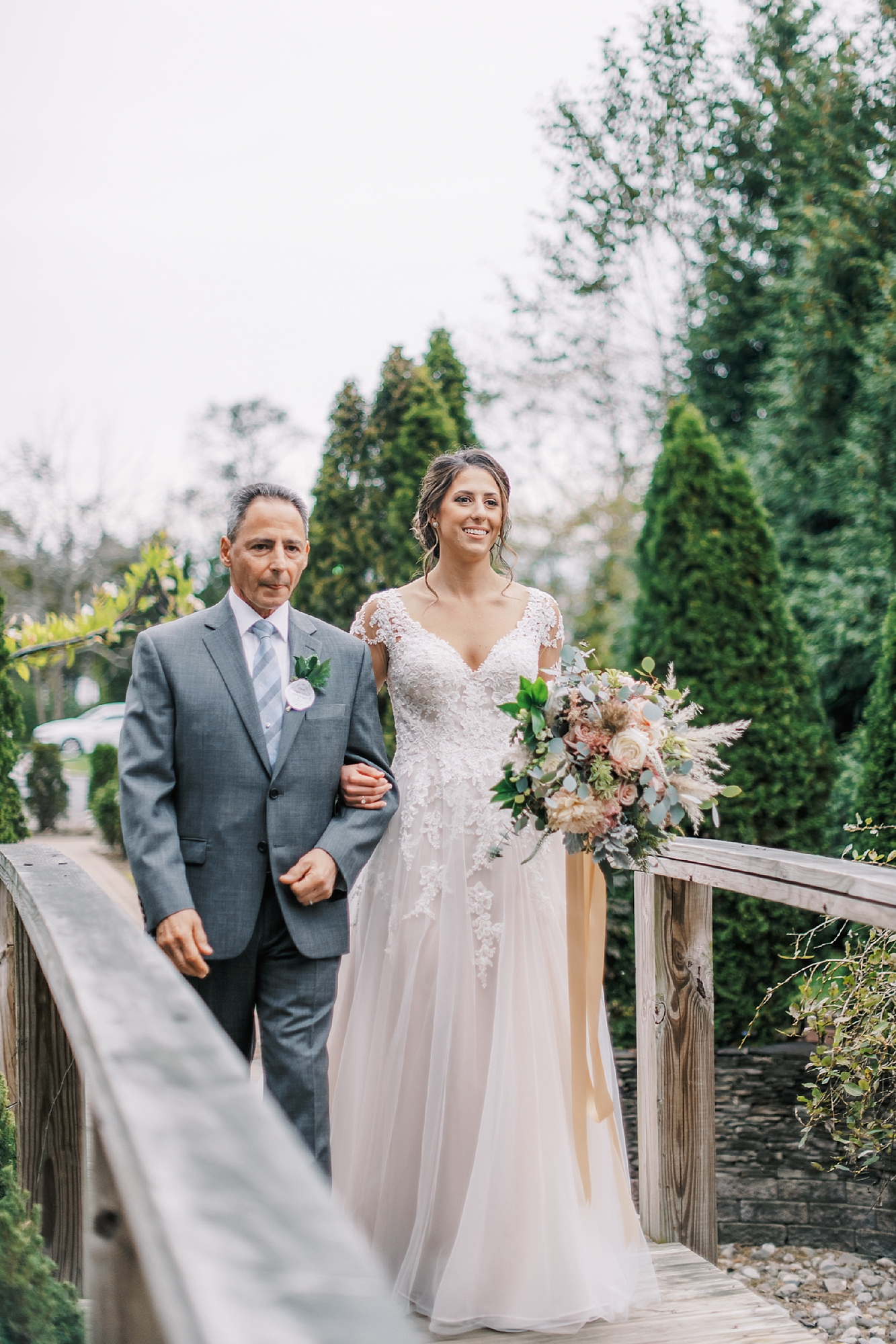 Sweet Garden Wedding Photography Abbie Holmes Estate in Cape May NJ by Magdalena Studios 0067