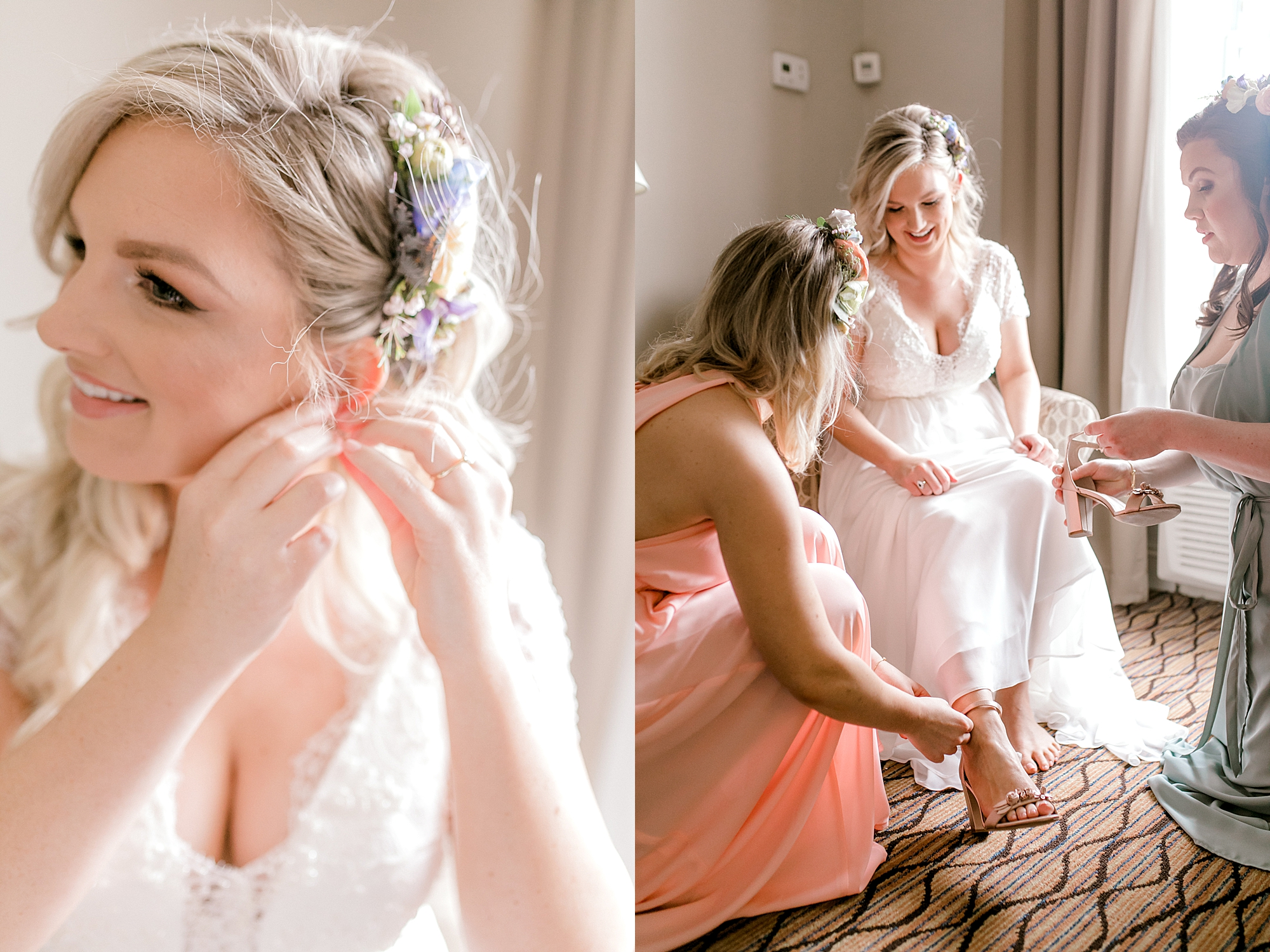 Intimate and Sweet Estate Wedding Photography by Magdalena Studios 0009