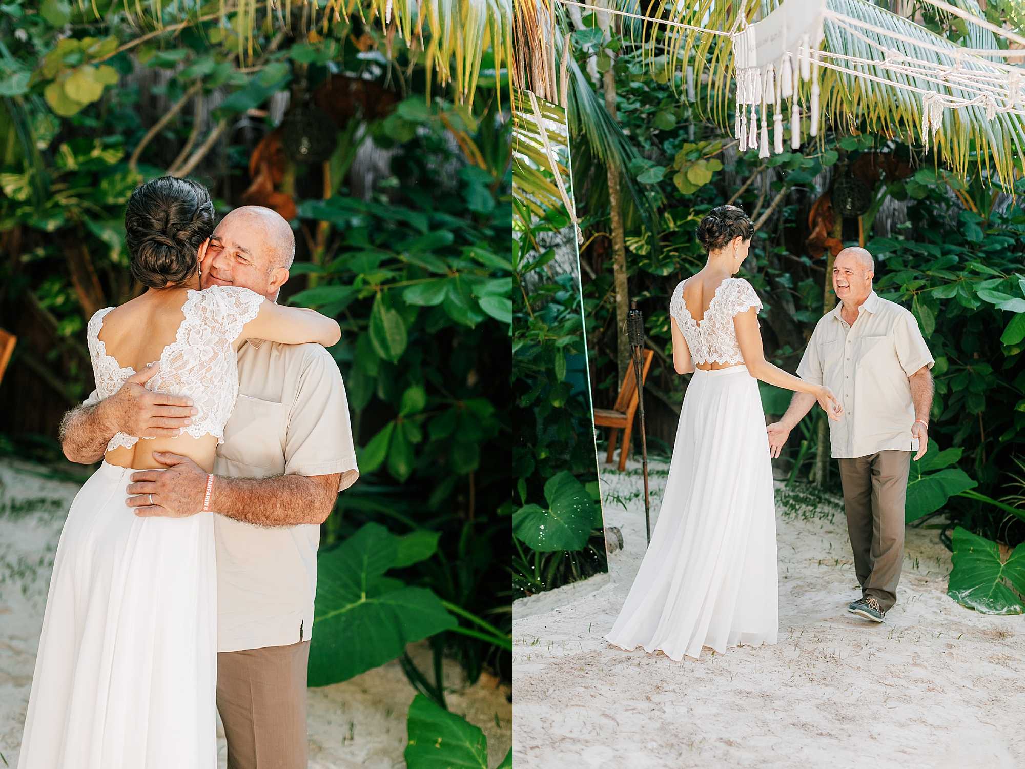 Stylish and Candid Destination Film Wedding Photography in Tulum Mexico by Magdalena Studios 0009.
