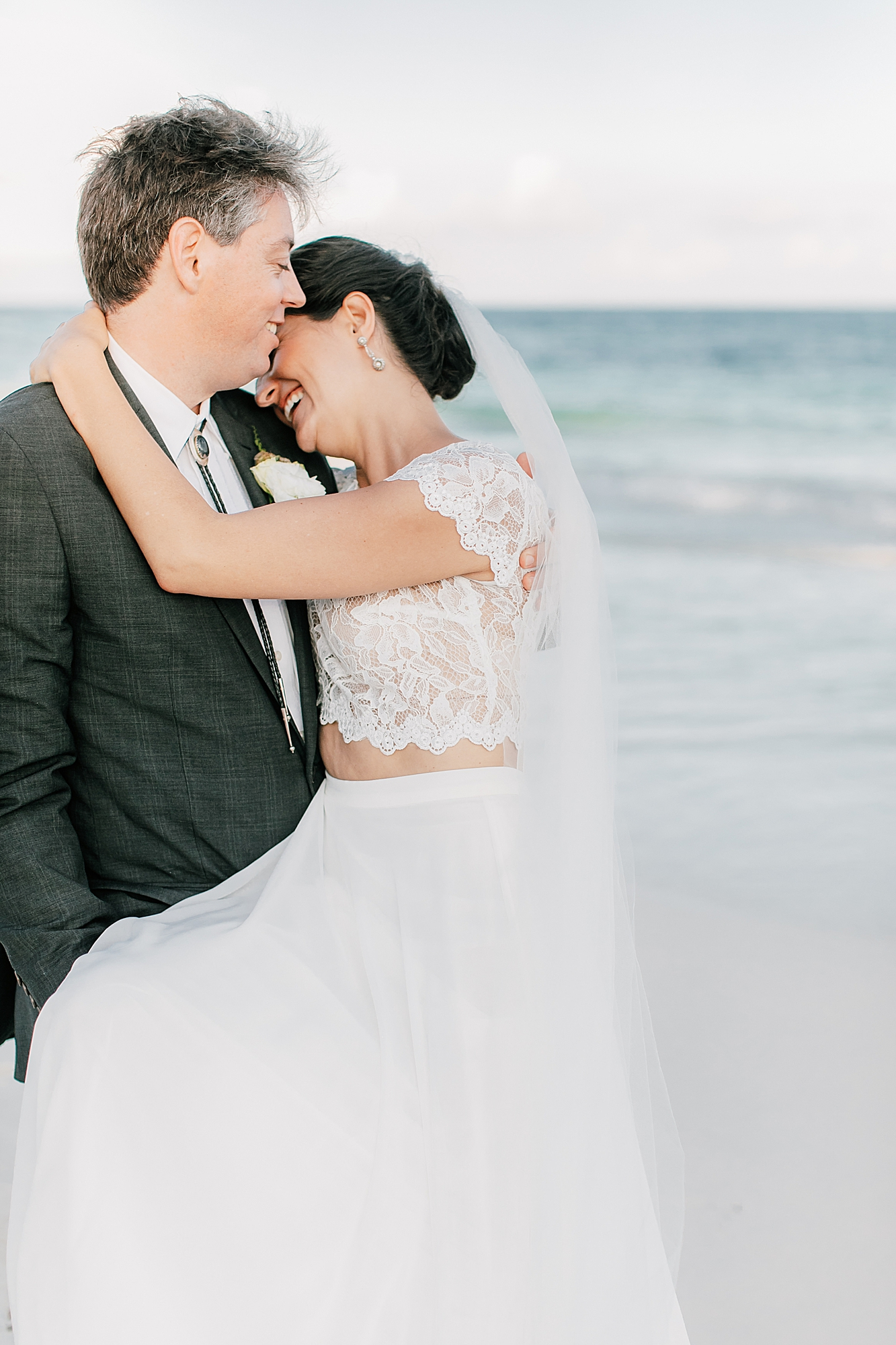 Stylish and Candid Destination Film Wedding Photography in Tulum Mexico by Magdalena Studios 0020