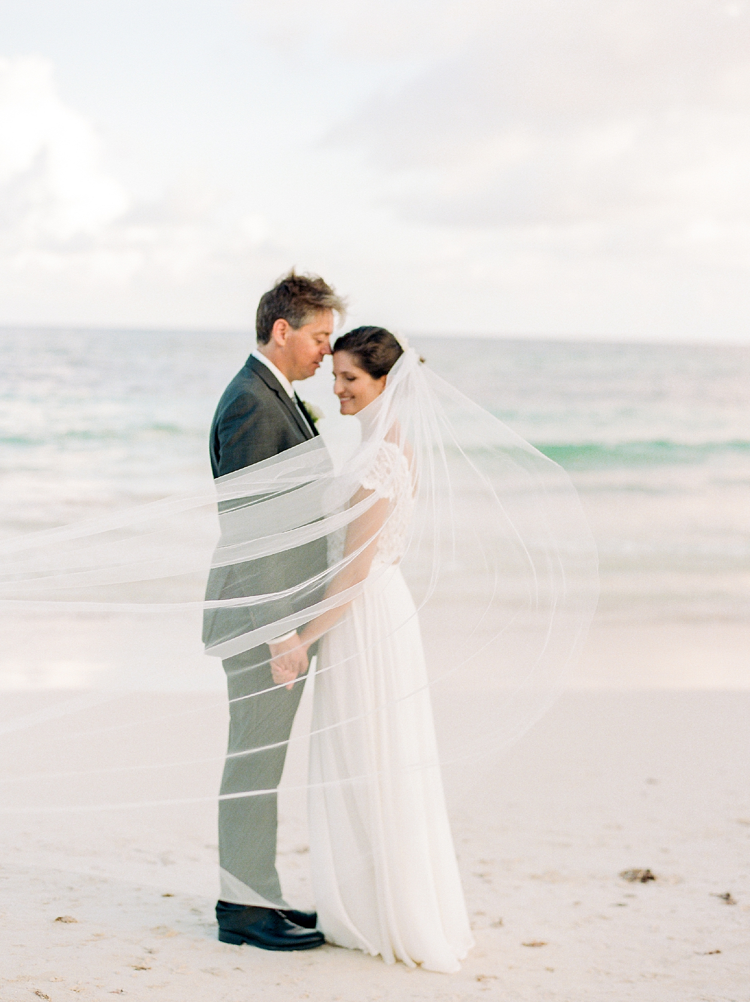 Stylish and Candid Destination Film Wedding Photography in Tulum Mexico by Magdalena Studios 0025