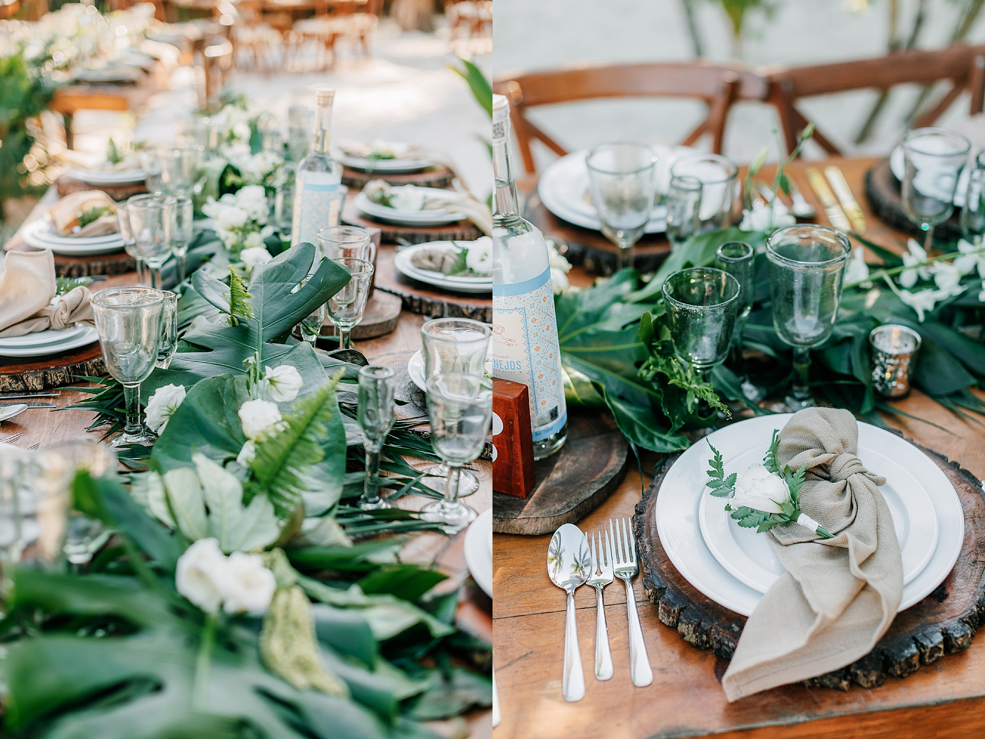 Stylish and Candid Destination Film Wedding Photography in Tulum Mexico by Magdalena Studios 0030