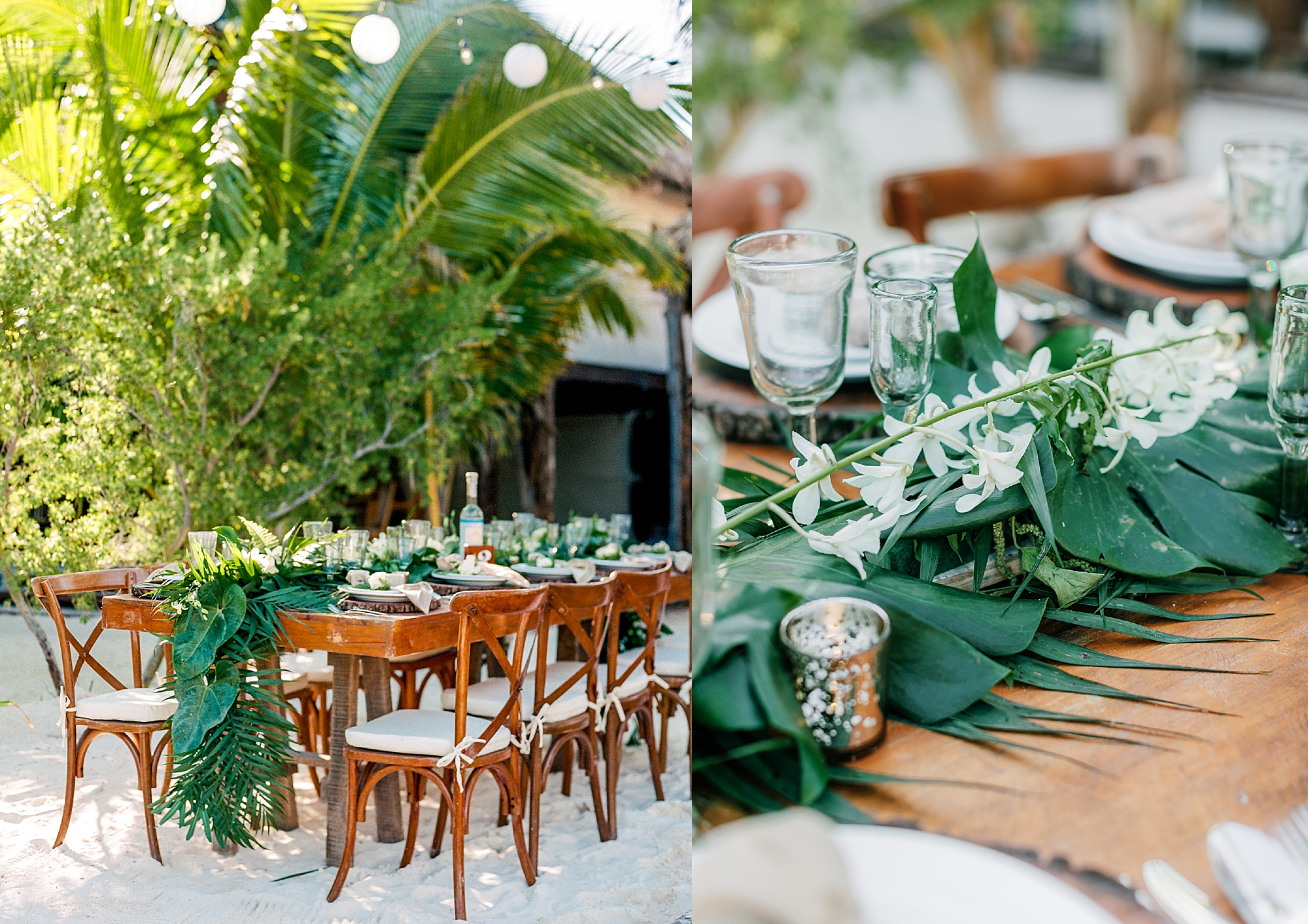 Stylish and Candid Destination Film Wedding Photography in Tulum Mexico by Magdalena Studios 0036
