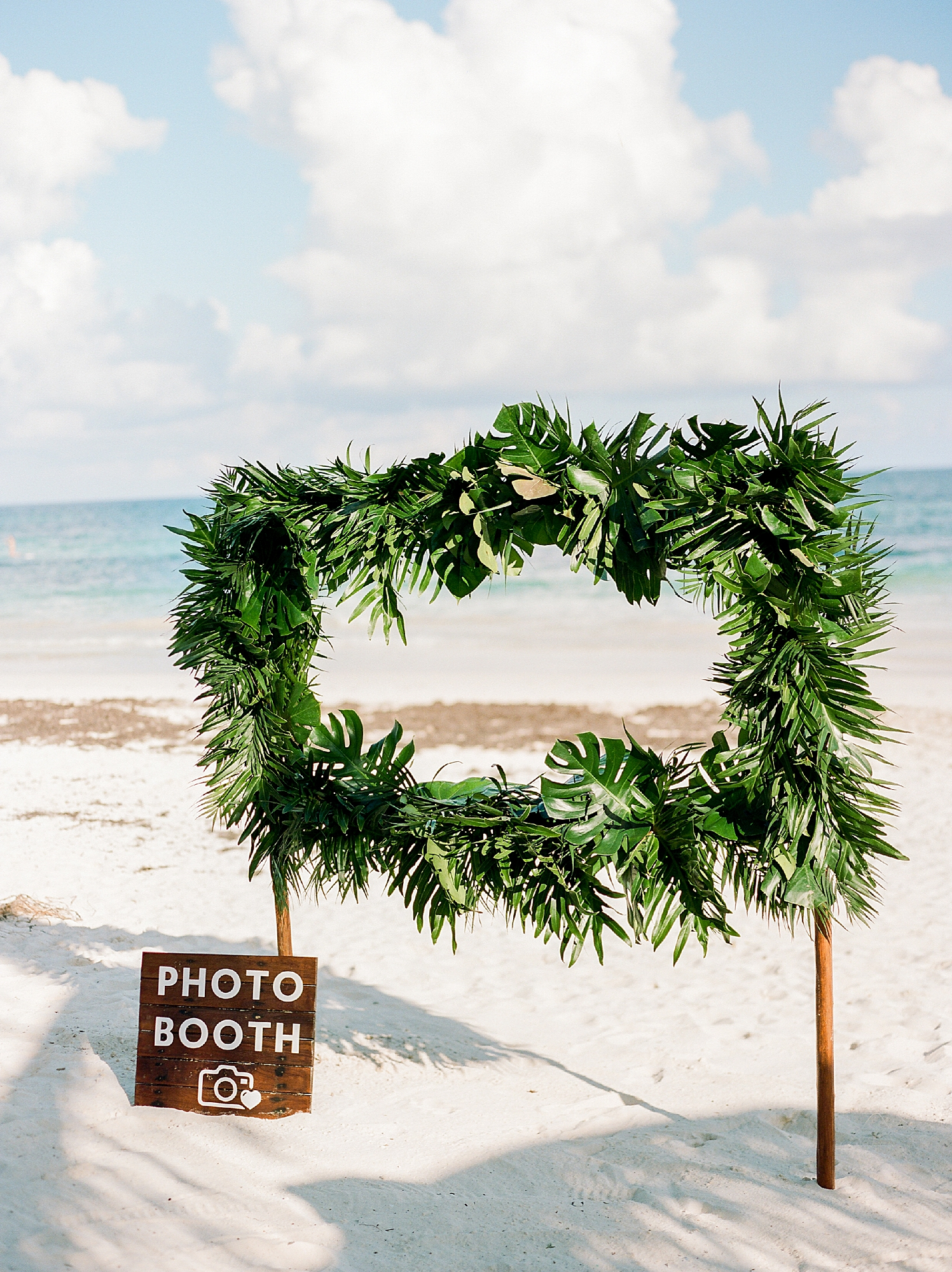 Stylish and Candid Destination Film Wedding Photography in Tulum Mexico by Magdalena Studios 0048